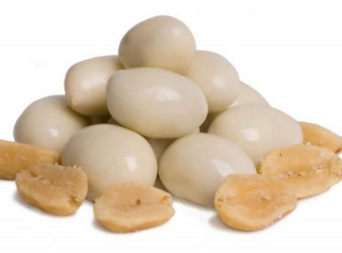 Арахис в йогурте 100г