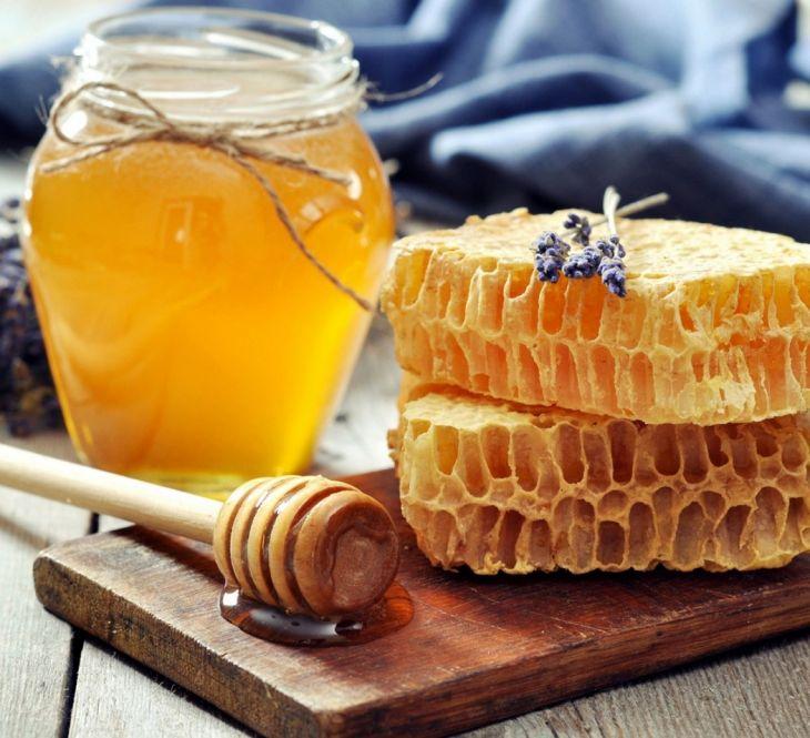 Мед натуральный липовый 380г