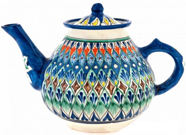 Чайник узбекский 2л